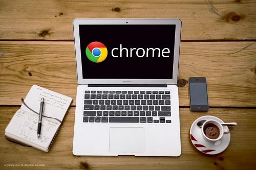 Chrome en Mac