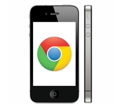 Chrome en iOS