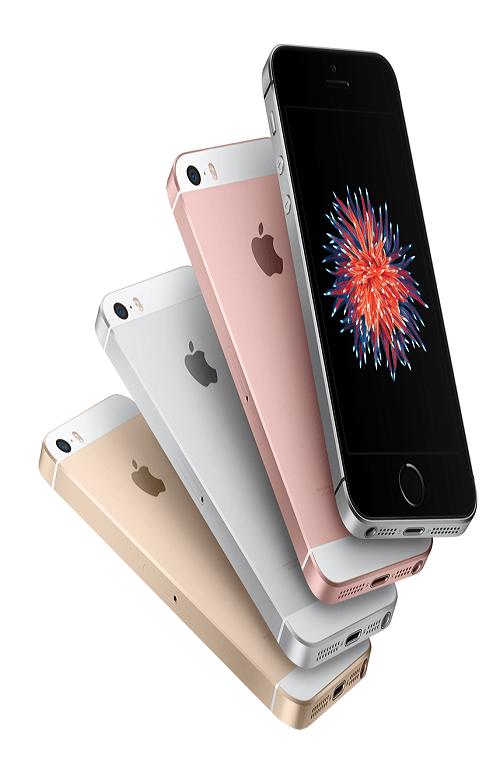 Colores utilizados en smartphones