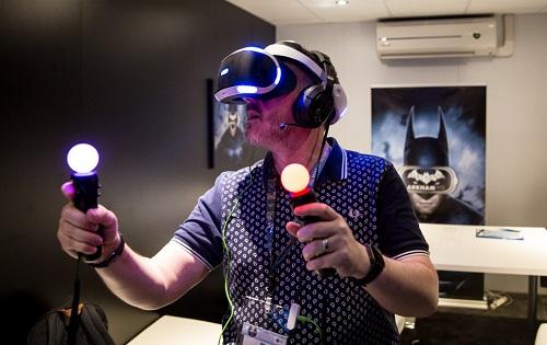 Demo de Arkham VR