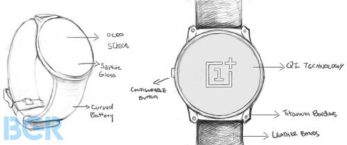 Desarrollo Reloj Inteligente OnePlus