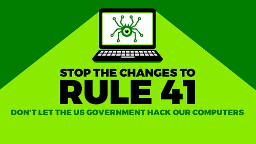 Detener la enmienda a la Regla 41 es imprescindible para conservar la integridad de la información