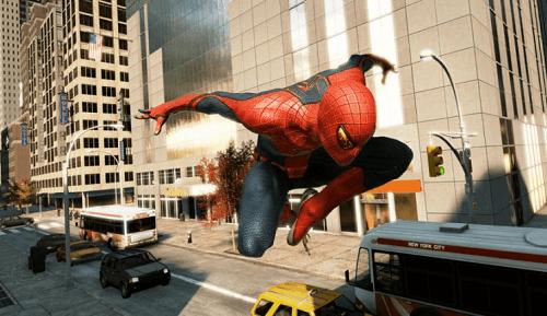 Durante el trailer se mostraron amplios movimientos y maniobras del protagonista del juego