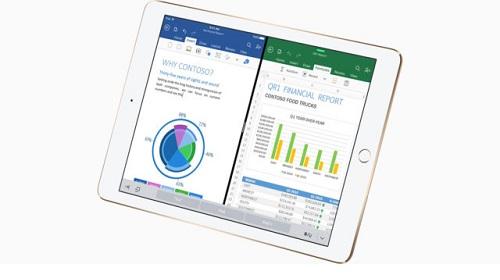EL iPad Pro también recibiría actualización a IOS 9.3.3 pronto