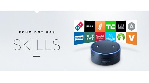 Echo Dot consta de nuevas habilidades