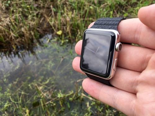 El Apple Watch tendrá mejor visión en luz solar con la nueva pantalla micro LED