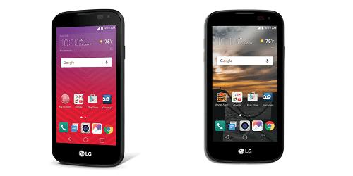 El LG K3 es el smartphone de la compañía más económico de todos