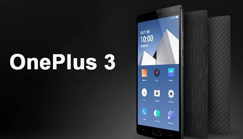 El OnePlus 3 será el dispositivo insignia de la empresa