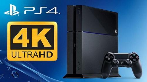 El PS4 tendrá sucesor en su misma generación de resolución compatible con 4K