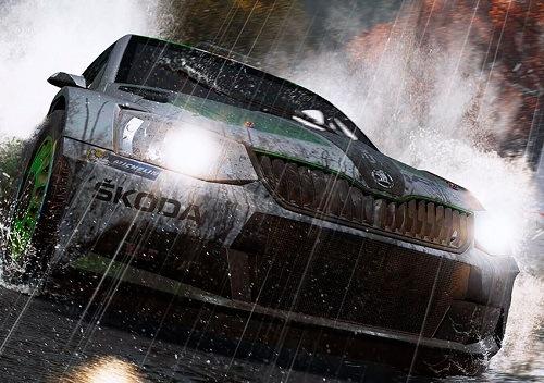 El World Rally Championship 6 es probado junto con la realidad virtual