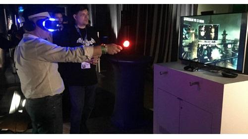 El demo de Batman VR causó emoción en más de uno