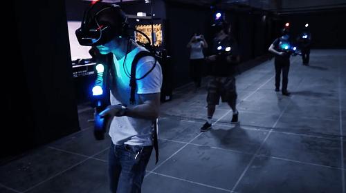 El futuro de los VR Arcade estará en aumento