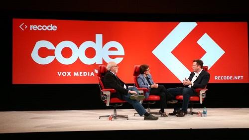 Elon Musk se entrevista con Walt Mossberg y Kara Swisher en la Code Conference