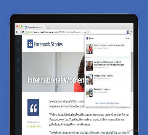 Extensiones Chrome de Facebook
