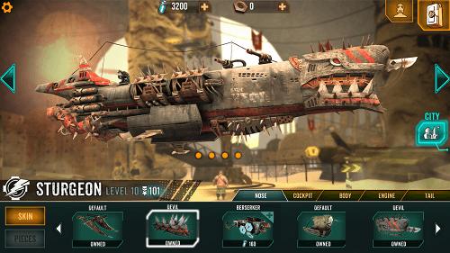 Sandstorm: Pirate Wars para Android