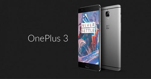 Actualización de OxygenOS 3.2.2 salió para el OnePlus 3