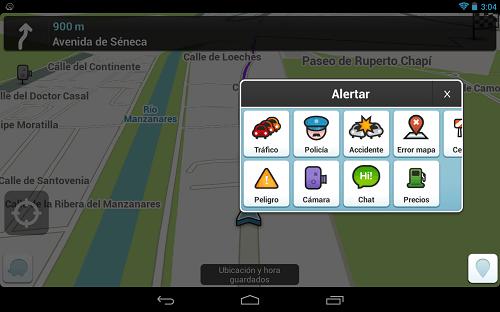 Descargar Waze Social GPS Maps & Traffic para Android