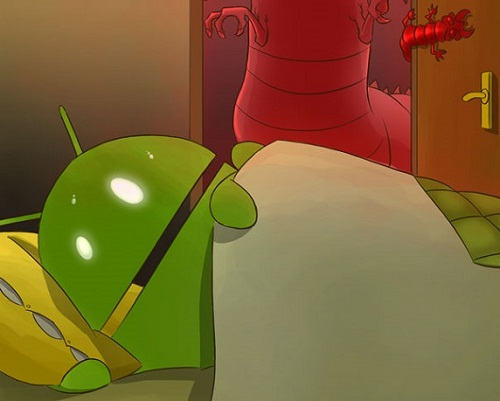 Android infestado
