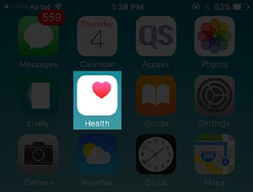 Aplicación Salud