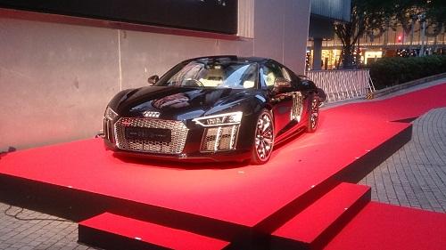 Audi Final Fantasy toma 1