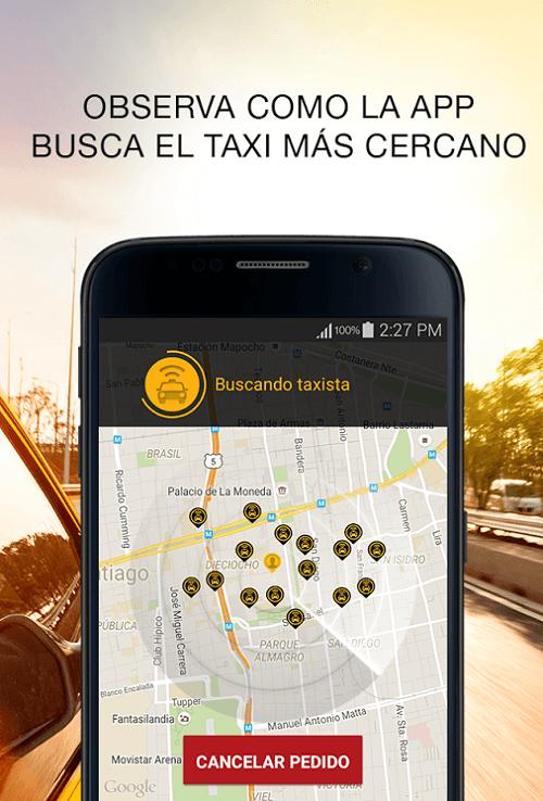 Easy Taxi para BlackBerry