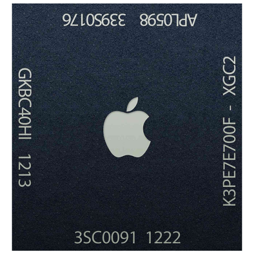 Chipset de Apple