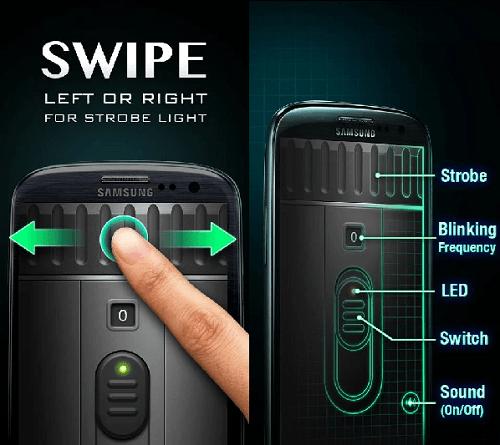 Controles de ajuste de luz