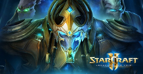 Descargar StarCraft II: Legacy of the Void para Android