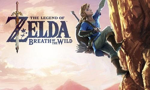 Descargar The Legend of Zelda Breath of the Wild