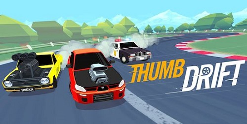Descargar Thumb Drift para Android