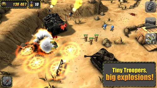 Descargar Tiny Troopers para iOS