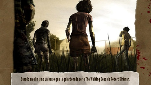 Descargar Walking Dead: The Game para iOS
