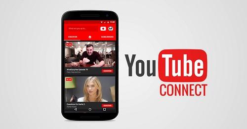 Descargar YouTube Connect para Android