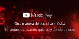 Descargar YouTube Music Key para Android