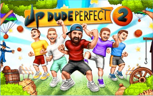 Dude Perfect 2, el juego del momento