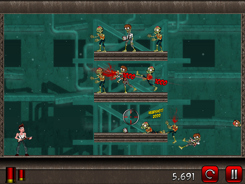 Stupid Zombies 2 para Windows Phone