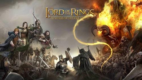 El Señor de los Anillos: Leyendas de la Tierra Media para iOS