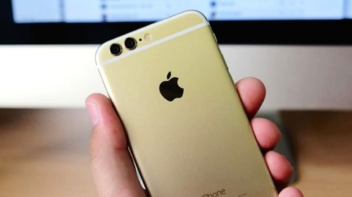 El iphone 7 Plus posiblemente tenga una cámara doble