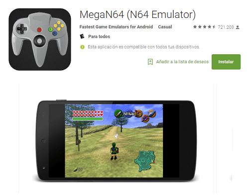 Descargar Zelda para Android