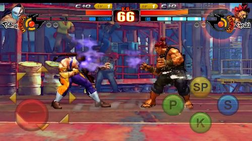 Descargar Street Fighter V para Android