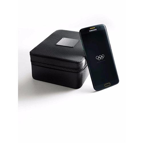 Estuche texturizado de la Edición Olímpica del Samsung Galaxy S7 Edge