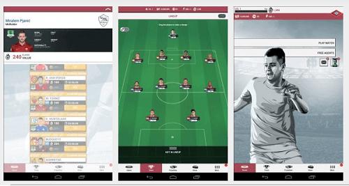 Fantasy Manager Football 2015 para celular