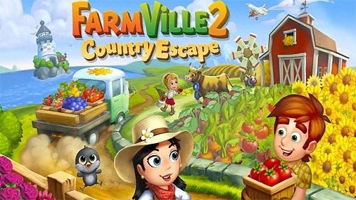 FarmVille 2: Escapada rural para iOS
