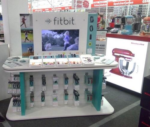 Fitbit en la E3