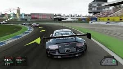 Forbidden Racing para Android