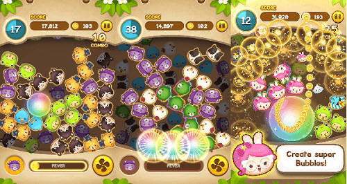 Puchi Puchi Pop Puzzle Game