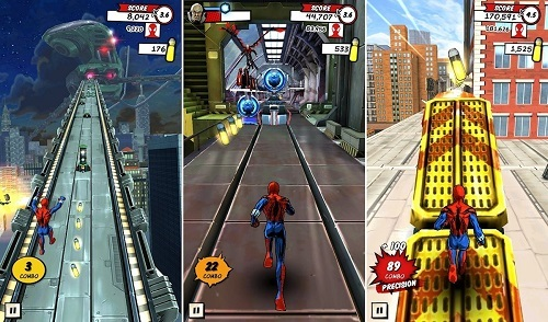 Spider-Man Unlimited para Samsung Core 2