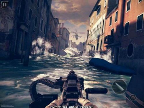 Modern Combat 5: Blackout para iOS