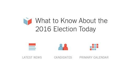 Google elecciones 2