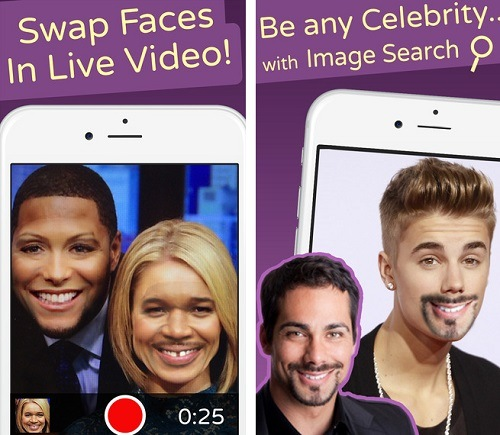 Face Swap Live para Celular